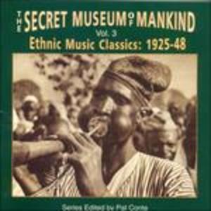 CD The Secret Museum of Mankind vol.3