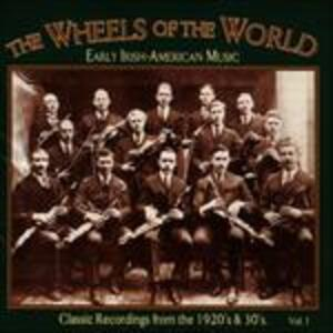 The Wheels of the World 1 - CD Audio