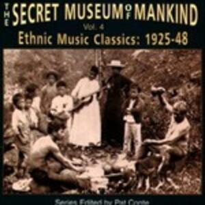 Ethnic Music Classics vol.4 - CD Audio