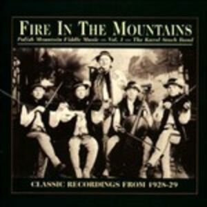 CD Fire in the Mountains vol.1