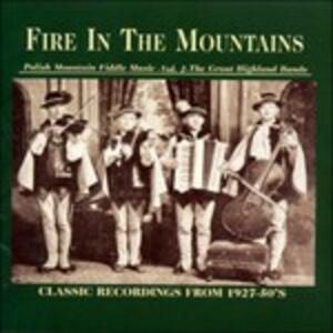 Fire in the Mountains vol.2 - CD Audio