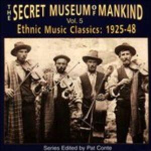 CD The Secret Museum of Mankind vol.5
