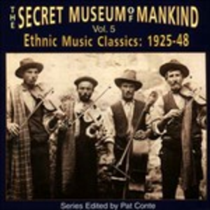 CD The Secret Museum of Mankind vol.5
