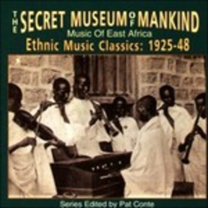 CD The Secret Museum of Mankind. Music of East Africa