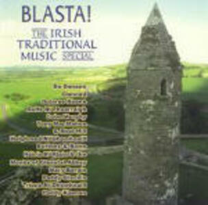 Blasta! Irish Traditional Music - CD Audio