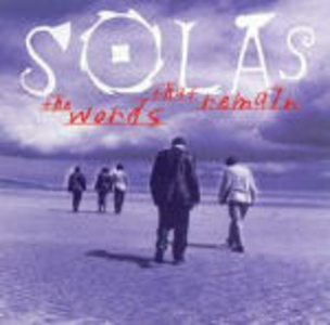 CD The Words That Remain di Solas