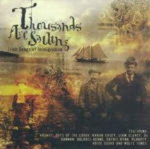Foto Cover di Thousands are Sailing: Irish Songs of Immigration, CD di  prodotto da Shanachie