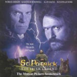St. Patrick. The Irish Legend (Colonna Sonora) - CD Audio