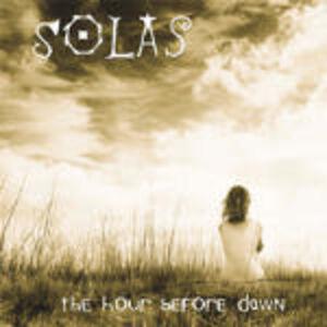 CD The Hour Before Dawn di Solas