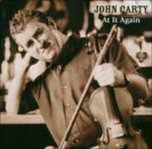 Foto Cover di At it Again, CD di John Carty, prodotto da Shanachie 0