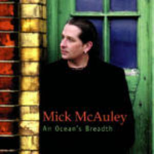 An Ocean's Breath - CD Audio di Mick McAuley