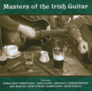 Masters of Irish Guitar - CD Audio