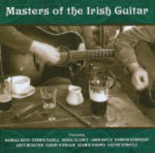 CD Masters of Irish Guitar