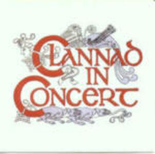 CD In Concert di Clannad