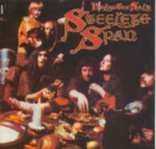 CD Below the Salt di Steeleye Span