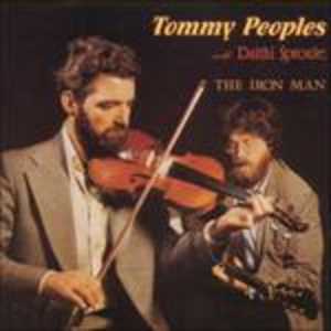 CD Iron Man di Tommy Peoples