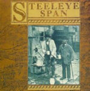 CD Ten Man Mop di Steeleye Span