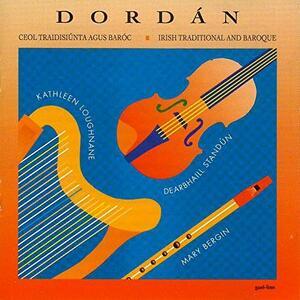 Irish Traditional & Baroque - CD Audio di Dordán