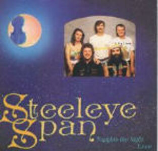 CD Tonight is the Night Live di Steeleye Span