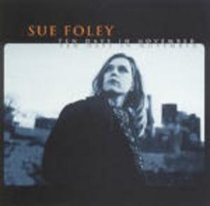 CD Ten Days in November di Sue Foley