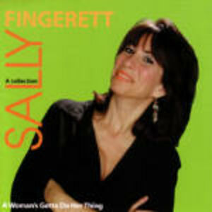 CD A Collection di Sally Fingerett