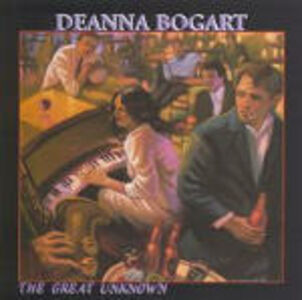 CD The Great Unknown di Deanna Bogart