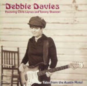 CD Tales from the Austin Motel di Debbie Davies