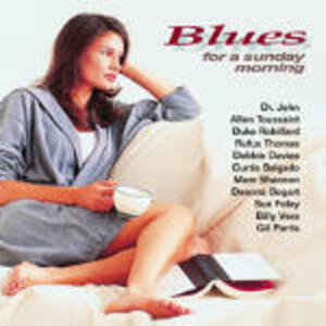 Blues for a Sunday Morning - CD Audio
