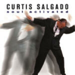 CD Soul Activated di Curtis Salgado