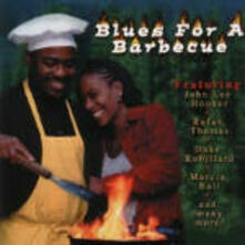 Blues for a Barbecue - CD Audio