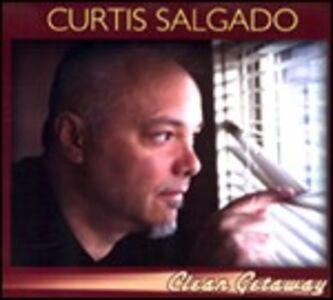 CD Clean Getaway di Curtis Salgado