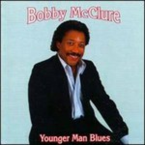 CD Younger Man Blues di Bobby McClure