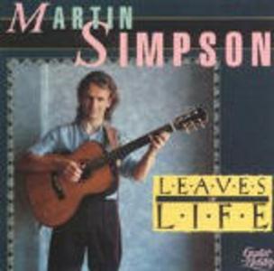 CD Leaves of Life di Martin Simpson