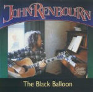 CD The Black Balloon di John Renbourn