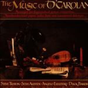 CD The Music of O'carolan