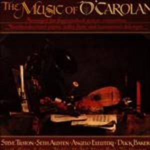 CD The Music of O'carolan