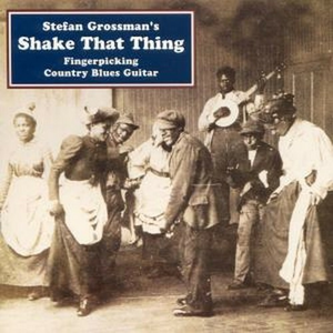 CD Shake That Thing di Stefan Grossman