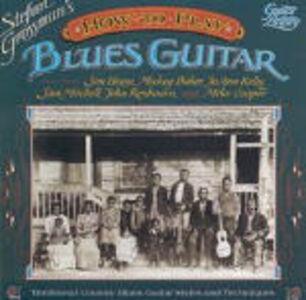 Foto Cover di How to Play Blues Guitar, CD di Stefan Grossman, prodotto da Shanachie