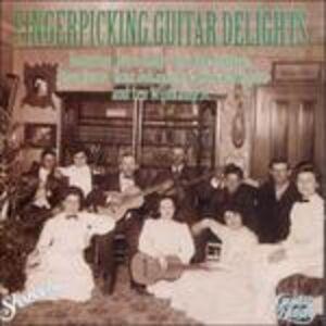 CD Fingerpicking Guitar Delights