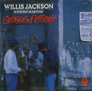 CD Single Action di Willis Jackson