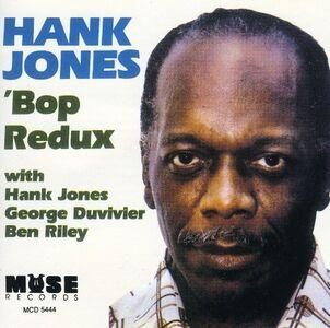 Foto Cover di Bop Redux, CD di Hank Jones, prodotto da Muse