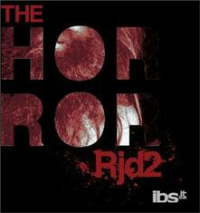 Horror - CD Audio di RJD2