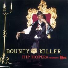 Hip Hopera - Vinile LP di Bounty Killer
