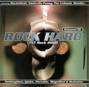 CD Tvt Rock 2000 (Colonna Sonora)