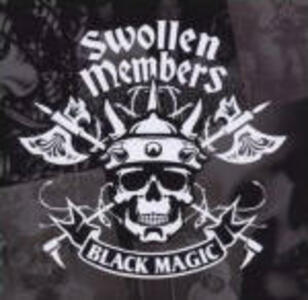Black Magic - CD Audio di Swollen Members
