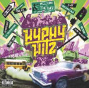 Hiphy Hitz - CD Audio