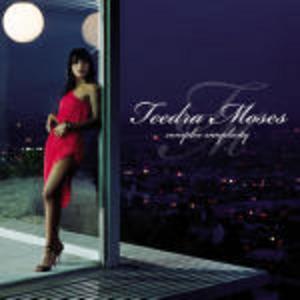 CD Complex Simplicity di Teedra Moses