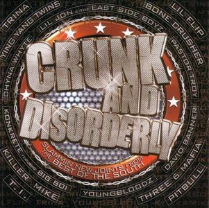 CD Crunk & Disorderly