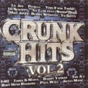CD Crunk Hits vol.2