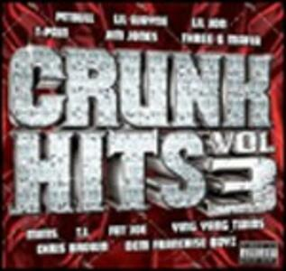 Crunk Hits vol.3 - CD Audio
